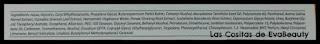 Ingredientes Guantes Reparadores L'Biotica en Notino