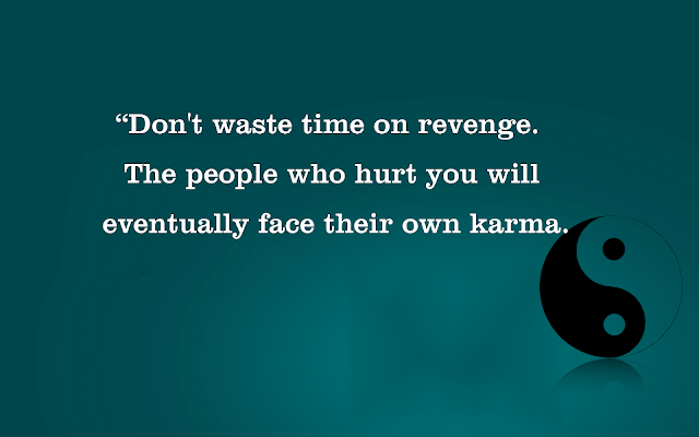 Time Karma Quote