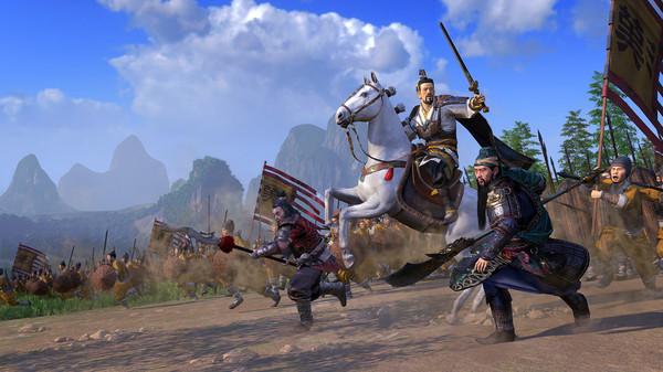 เกมสามก๊ก Total War: Three Kingdoms
