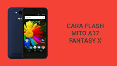 Cara Flash Mito A17 (Fantasy X)
