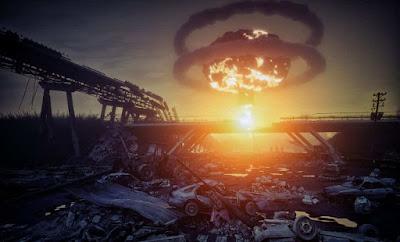 O que aconteceria á humanidade depois de uma guerra nuclear
