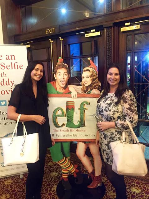Elf the Musical London Dominion Theatre