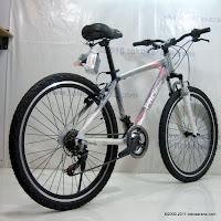 C 26 Inch Pacific Masseroni 2.0 Alloy Frame Mountain Bike
