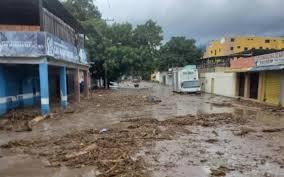 Ante el desbordamiento del río El Limón, autoridades e instituciones del estado suman esfuerzos en el estado Aragua