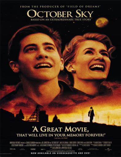 Ver Cielo de octubre (October Sky) (1999) Online