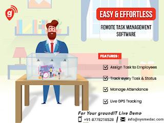 Simple & Effortless Remote Task Management Software Solutions!!!!