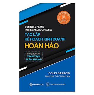 Tạo Lập Kế Hoạch Kinh Doanh Hoàn Hảo ebook PDF-EPUB-AWZ3-PRC-MOBI