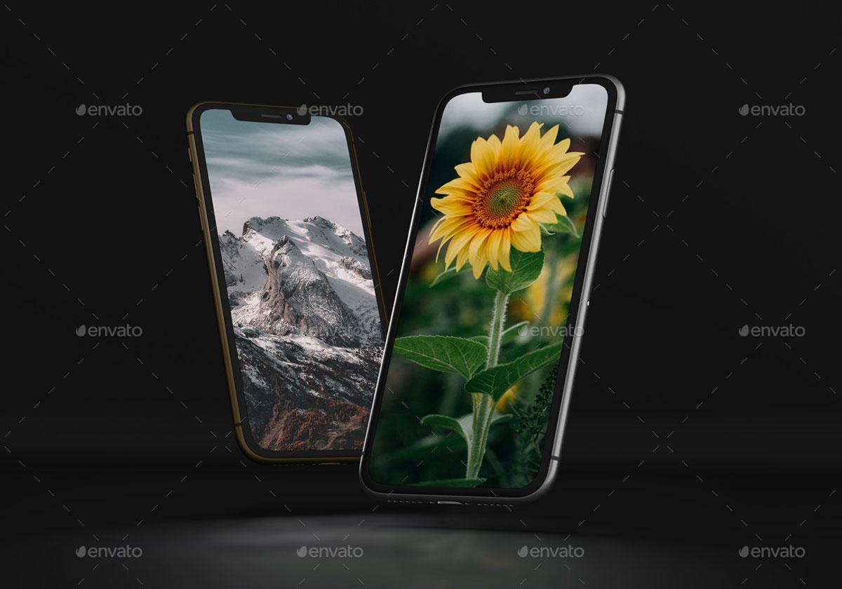 Phone 11 Pro Mockup Pack 24831584 fg