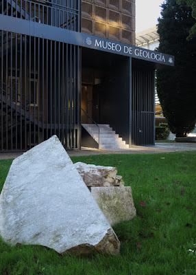 Museo de Geología de Oviedo