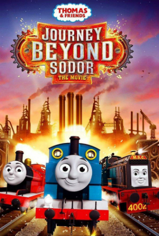 Thomas & Friends: Journey Beyond Sodor [2017] [DVDR] [NTSC] [Latino]
