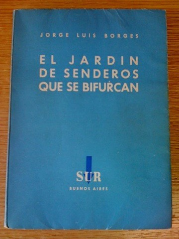 Oye borges 31 a os sin borges cu l fue el origen de el sur for Borges el jardin