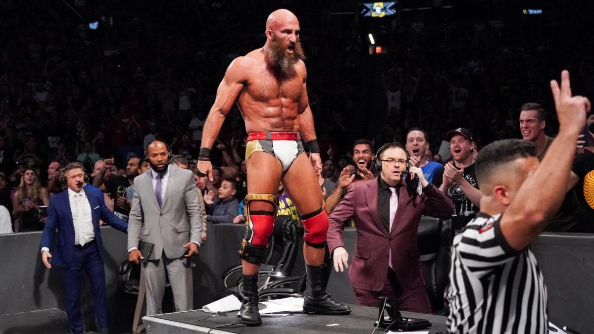 Tommaso Ciampa não descarta ida para o main roster da WWE