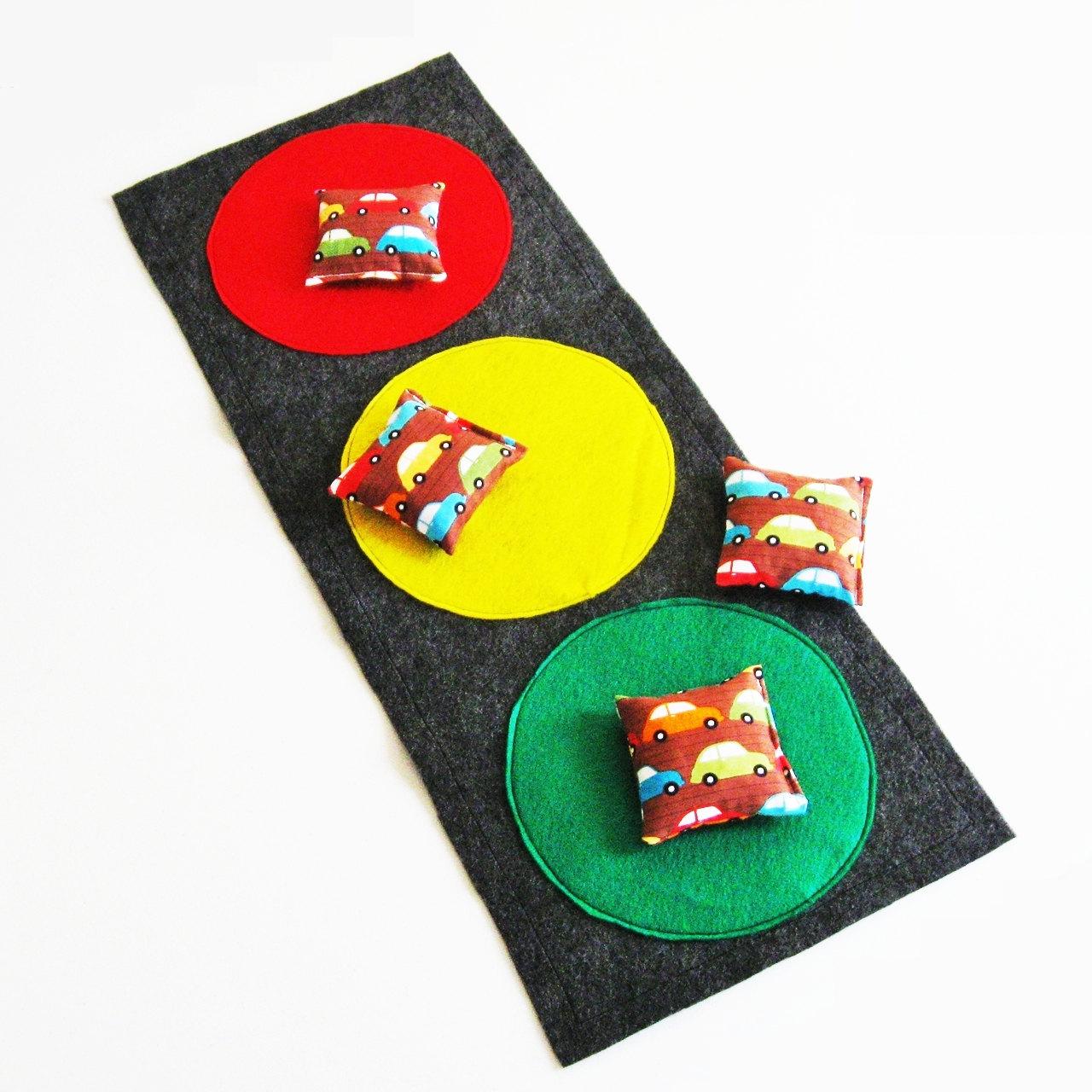 Bag Gloves Images Bean Bag Toss Game