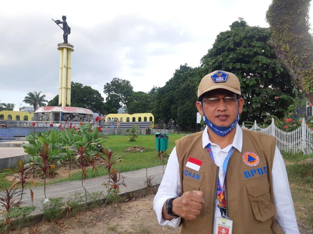 PECAH TELUR !!! Provinsi Jambi Sudah Tercatat 1 Kasus Meninggal Dunia Akibat Covid19