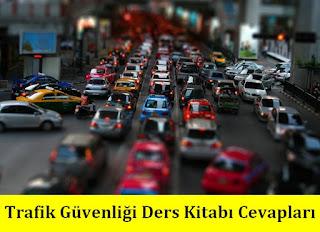 4. Sınıf Trafik Güvenliği Semih Ofset Yayınları Ders Kitabı Cevapları