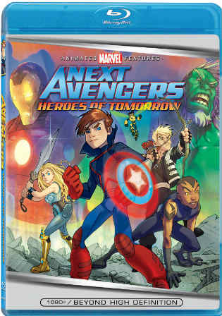 Next Avengers Heroes Of Tomorrow 2008 BRRip 550MB Hindi Multi Audio 720p Watch Online Full Movie Download bolly4u