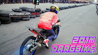 Download Game DRAG BIKE 201M APK