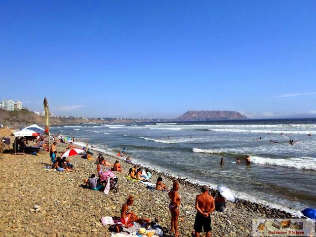 Costa Verde en Miraflores Lima