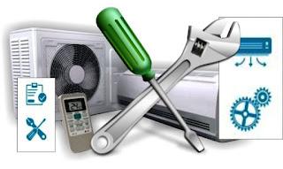 mengatasi ac yang berisik pada indoor atau outdoor