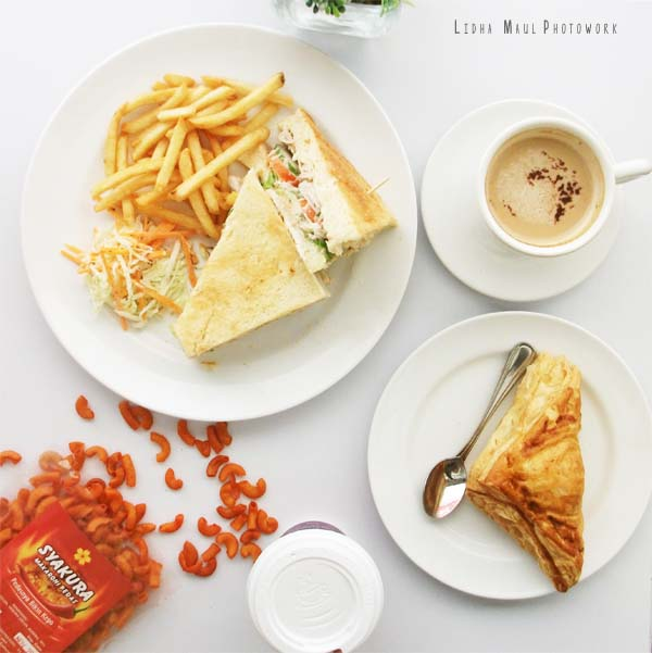Kelas Akber Food Photography