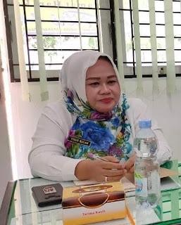 Dinas P3A Kabupaten Labuhanbatu Terima Kunker Kadis P3A Batubara