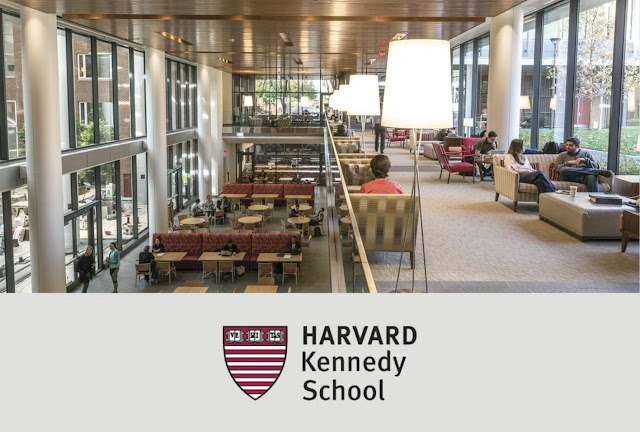 منحة مقدمة من كلية جون كينيدي في جامعة هارفرد لدراسة الماجستير في الولايات المتحدة الأمريكية (ممولة بالكامل)