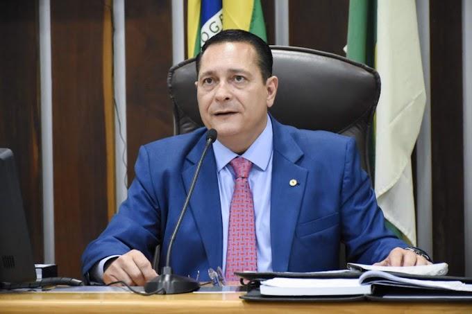 Presidente da Assembleia anuncia R$ 2 milhões no combate ao Coronavírus