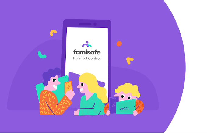 FamiSafe Parental Control App: Best to Monitor Your Child's Online Activities