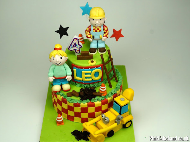 Bob the Builder Cake London