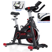 SNODE 8731 Indoor Cycling Bike, features reviewed & compared with SNODE 8722 Spin Bike