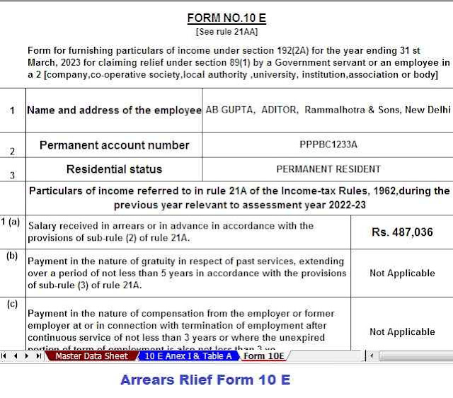 income Tax Exemption from the section 80C