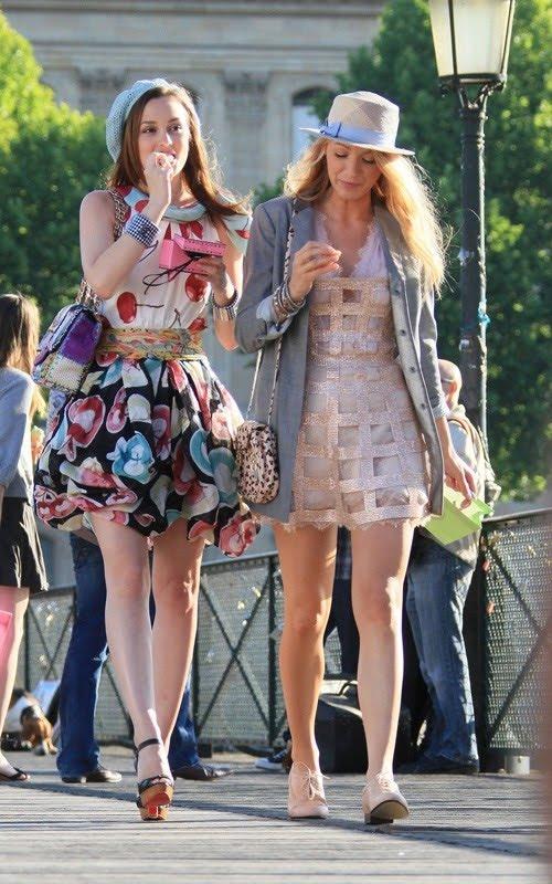 The Fashion Tea Cup Gossip Girl