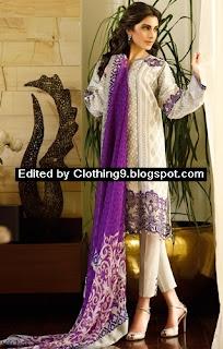 Crescent Luxury Eid Collection 2015