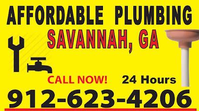 Plumbers Savannah GA