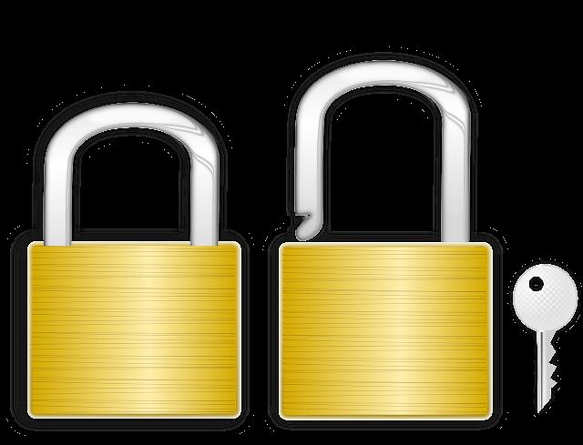 locked and unlocked gadgets