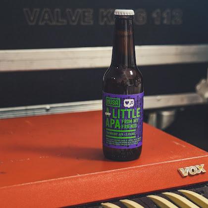MUSA lança cerveja cujas vendas revertem na totalidade a favor de músicos