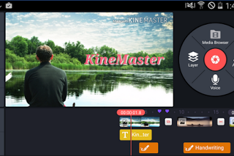 Download KineMaster Mod Terbaru Premium Full Unlocked