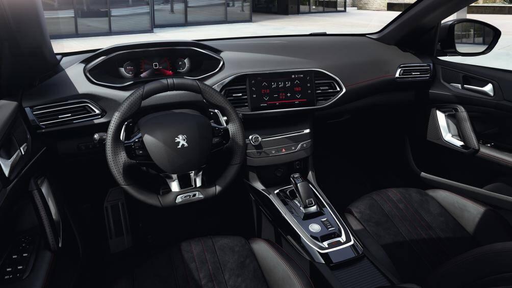 Cận cảnh phiên bản nâng cấp của Peugeot 308
