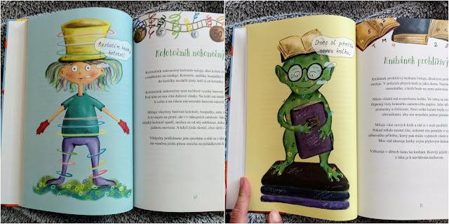 knihy pro deti, kniha o detskych emocich