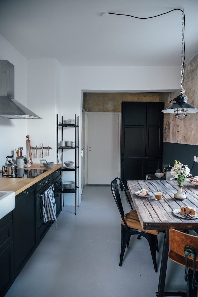 The Beautiful Berlin flat and Country Retreat of Our Food Stories ...
