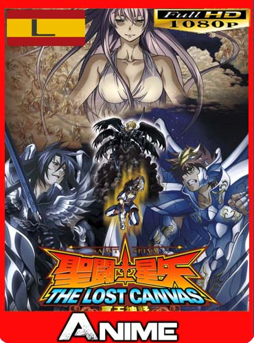 Los Caballeros del Zodiaco (Lost Canvas)HD [1080P] latino [GoogleDrive-Mega]dizonHD