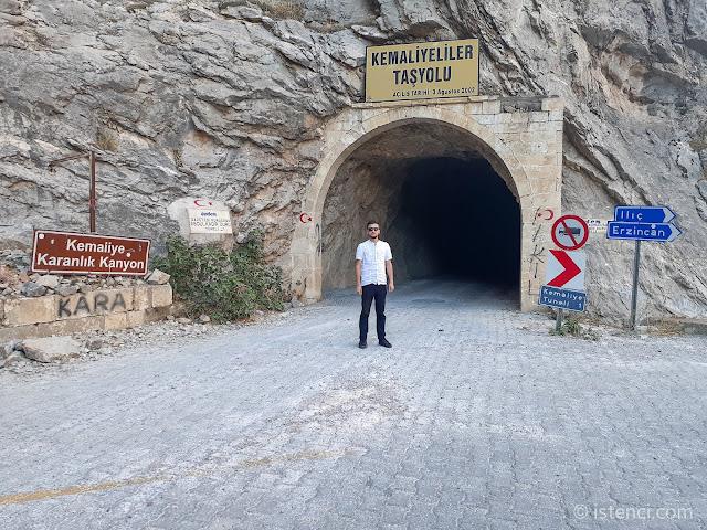 Erzincan, Kemaliye Karanlık Kanyon - Kemaliyeliler Taşyolu | Harun İstenci | Erzincan, Kemaliye (Eğin) - Eylül 2019