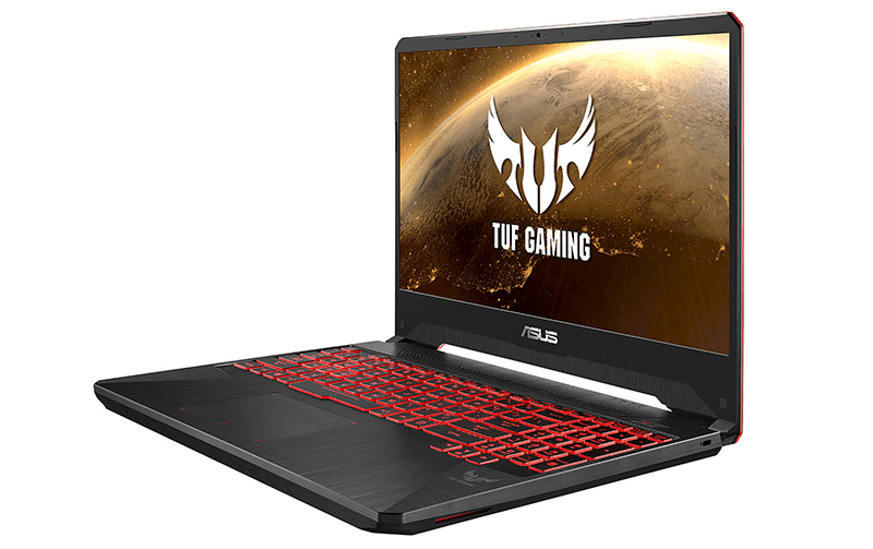 AMD will now power the ASUS TUF gaming laptops