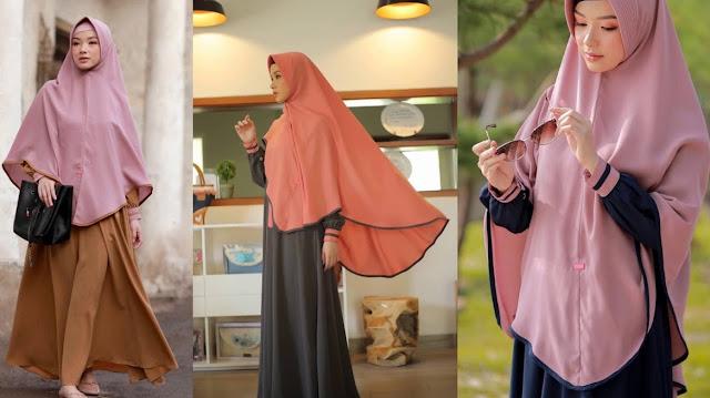 Tutorial Hijab Modern Cantik untuk Ke Majelis Taklim Saat Ramadhan