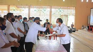 Musrenbang Palipi, Bappeda Samosir: Ada 6 Isu Strategis Prioritas  Pembangunan APBD 2022