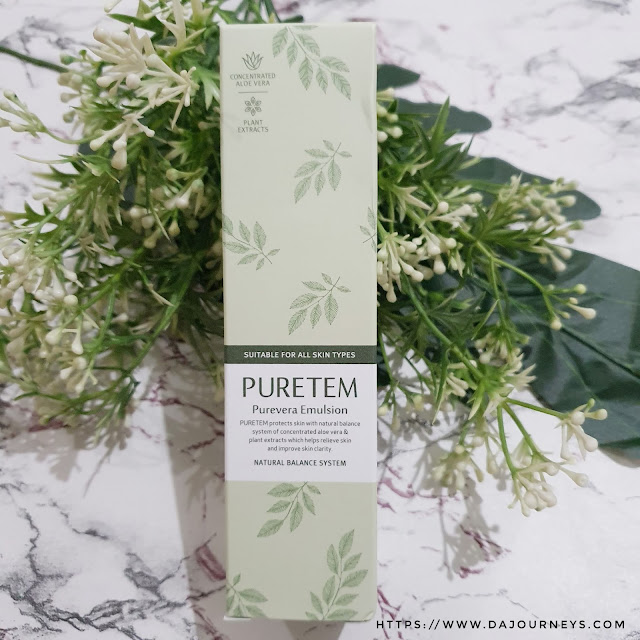 Review Puretem Purevera Emulsion