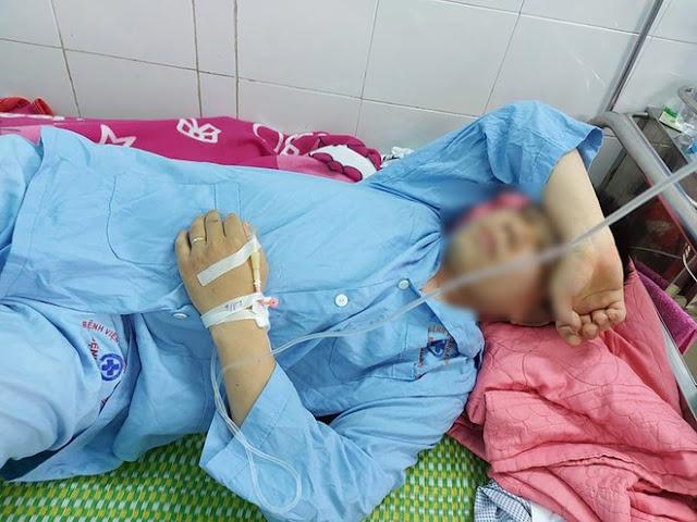 Thái Bình: Một cán bộ Tư pháp bị 2 côn đồ đánh bất tỉnh khi tố cáo cấp trên