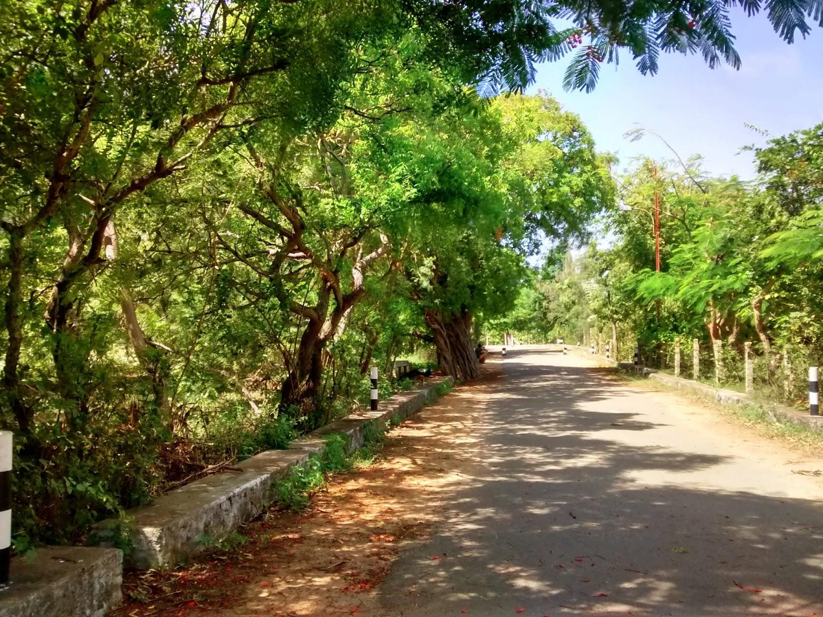 iAmble | Basking in Kanyakumari
