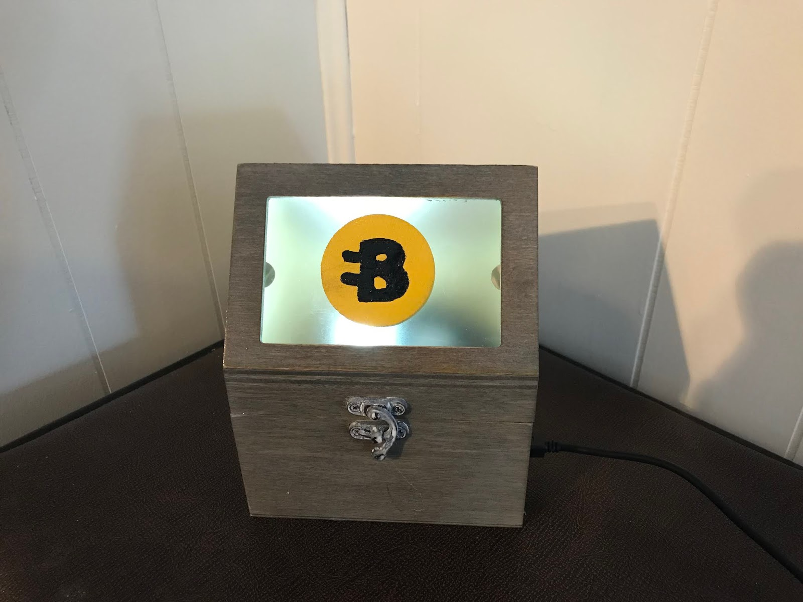 Project - Building a Raspberry Pi Crypto-currency Miner