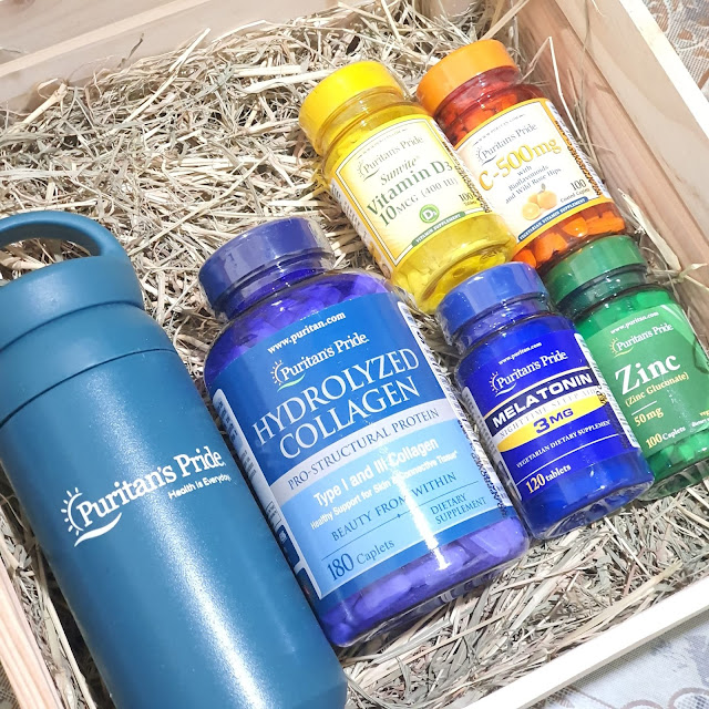 Puritan's Pride Vitamins and Supplements
